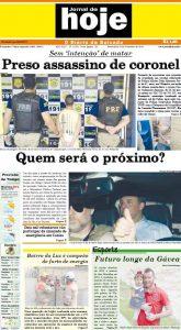 Jornal de Hoje - 18/11/16