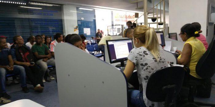 Rio tem 802 vagas de emprego