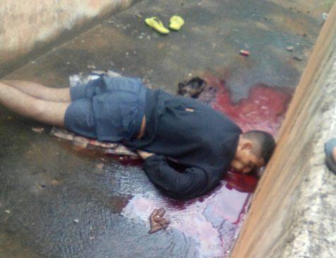 Homem é assassinado a tiros em Nova Iguaçu