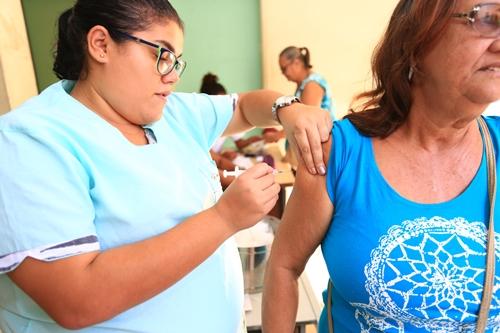 Belford Roxo registra baixa procura por vacina contra a gripe