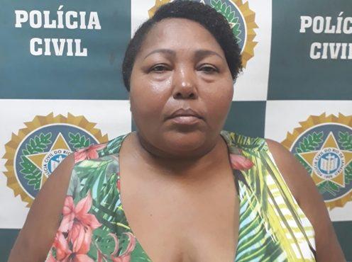 Procurada há mais de 10 anos: Megera que espancava as filhas estava escondida em Nova Iguaçu