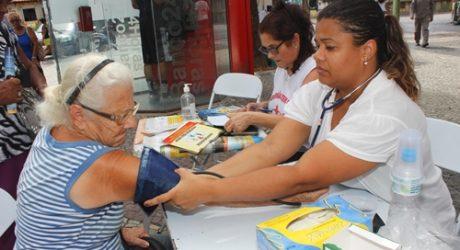 Queimados: Dia Nacional de Prevenção e Combate à Hipertensão Arterial