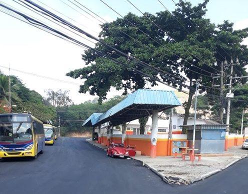 Prefeitura de Belford Roxo entrega obras no bairro Parque São José