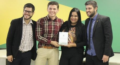Queimadense conquista prêmio  Inova Jovem Empreendedor