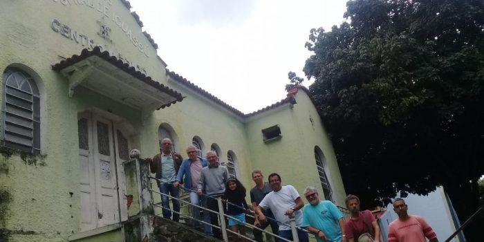 """Patrimônio de Nova Iguaçu recebe """"abraço"""" de arquitetos"""