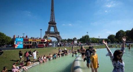 Onda de calor mata pelo menos 1,5 mil na França