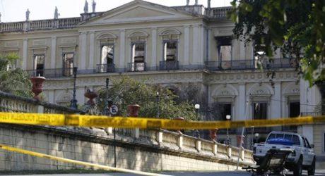 MEC libera R$ 8,9 milhões para obras emergenciais no Museu Nacional