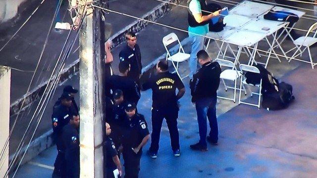 Polícias Militar e Civil fazem operação para prender PMs acusados de desviar carga roubada
