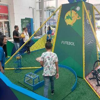Circuito Itinerante Time Brasil estará em Meriti até dia 7