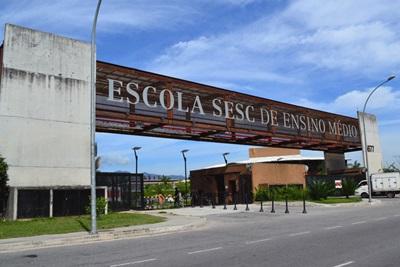 Escola Sesc de Ensino Médio com  inscrição aberta até 3 de maio