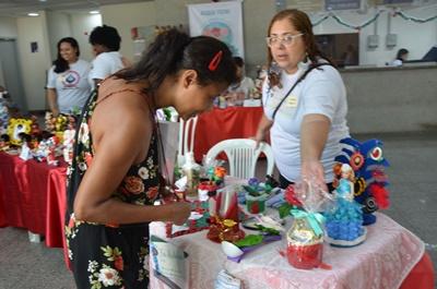 Prefeitura de Mesquita realiza feira de artesanato e gastronomia