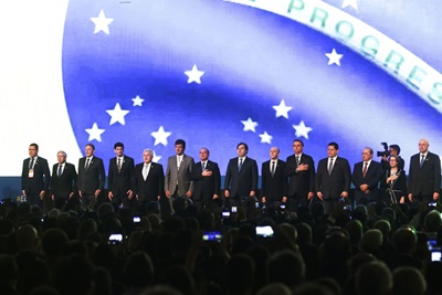 Bolsonaro defende aumento de  recursos para os municípios