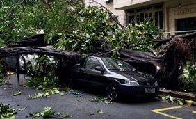 Sobe para 10 o número de vítimas  do temporal no estado do Rio