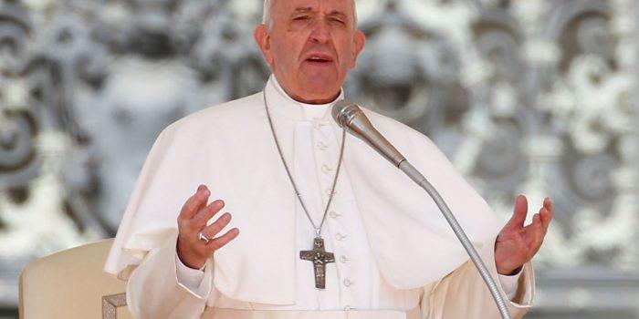 México: papa se opõe a acordo com narcotráfico para reduzir violência