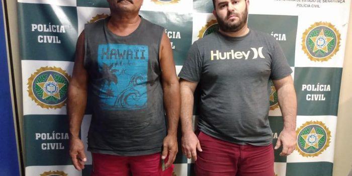 Operação combate comércio clandestino de peças de carros em Nova Iguaçu