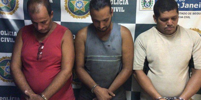 Ação coíbe roubo de carros e venda de peças em Nova Iguaçu