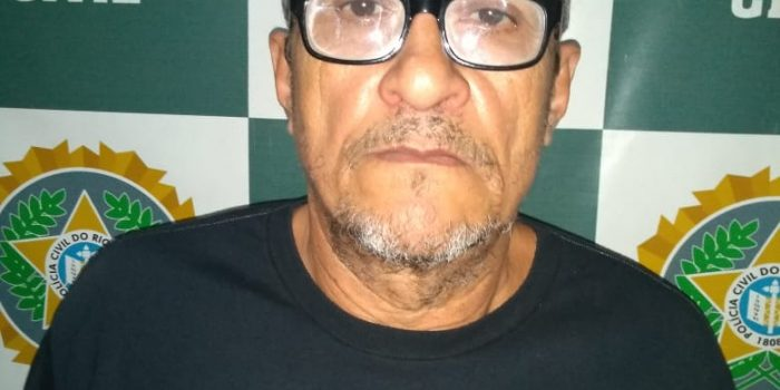 Polícia captura condenado por estupro