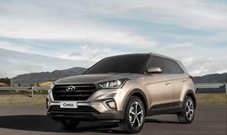 Hyundai Creta 2020 chega com visual renovado por iniciais R$ 81 mil