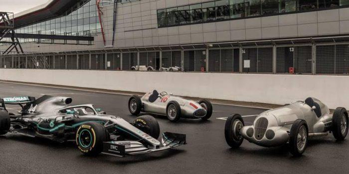 Mercedes-Benz e os seus 125 anos no automobilismo