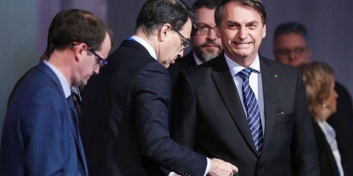 Bolsonaro diz que vai trabalhar pela modernização do Mercosul