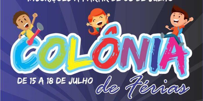 Colônia de Férias começa dia 15 de julho nas praias da cidade com muitas atividades