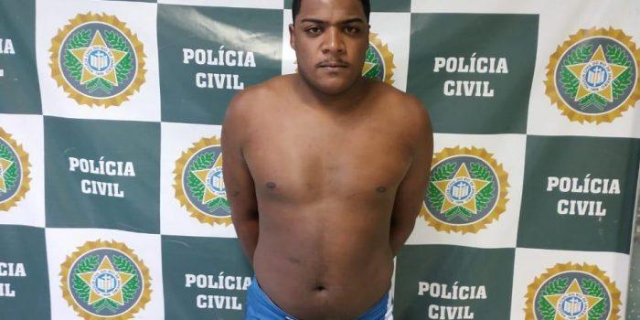 Polícia prende estuprador em Itaguaí