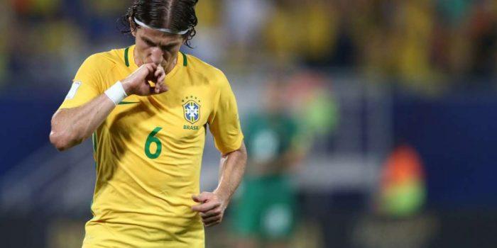Diretoria do Flamengo não deverá atender pedido de Filipe Luis