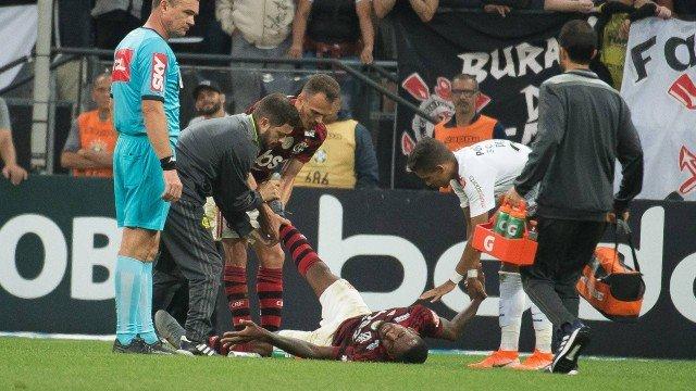Flamengo liga alerta com excesso de lesões e Gérson surge como solução