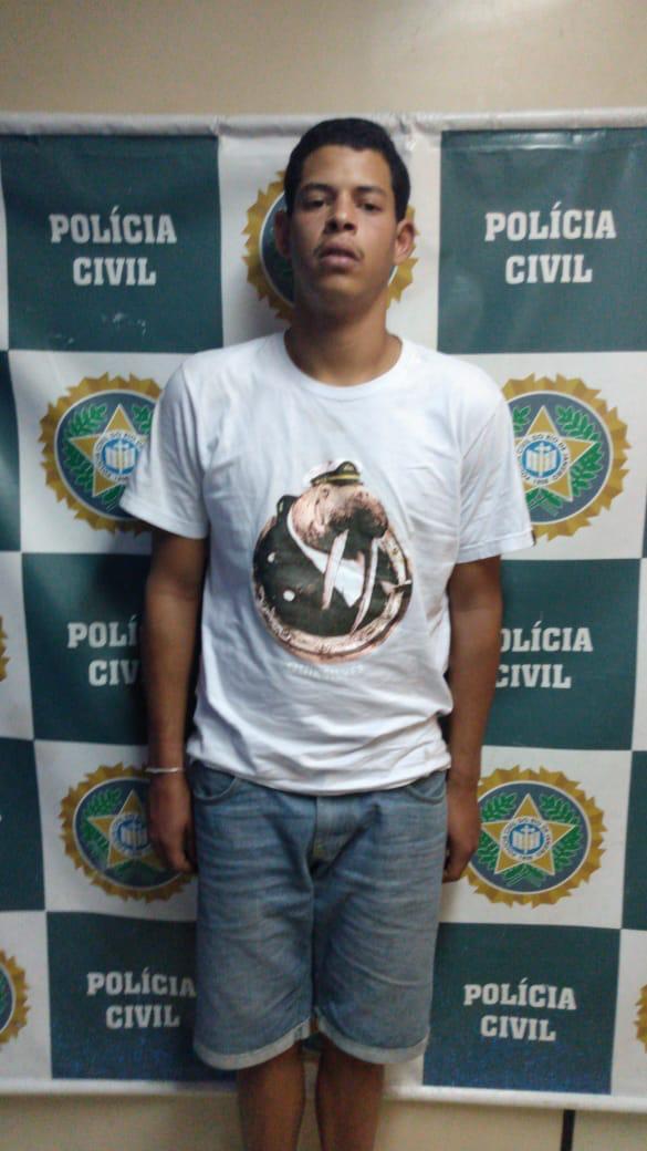 Polícia prende acusado de integrar quadrilha que vende carros roubados na internet