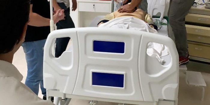 Curso aperfeiçoa profissionais de saúde para assistência a vítimas de paradas cardiorrespiratórias