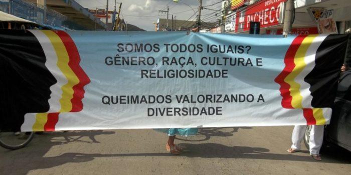 Um brasil rico em diversidade de cultos e fé
