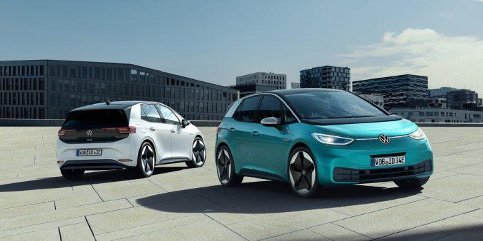 VW faz apresentação mundial do ID.3 na Alemanha