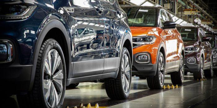 Volkswagen T-Cross começa a ser exportado para o México