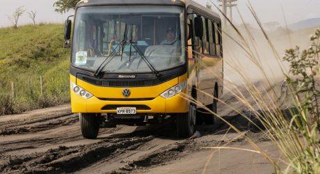 Programa Caminho da Escola: Volkswagen celebra entrega do ônibus número 20 mil