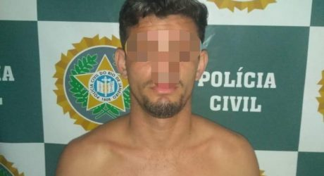 Policia Civil  prende dois criminosos acusados de Roubo e Homicídio