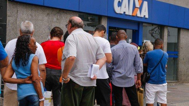 FGTS: Mais de 580 mil trabalhadores não querem sacar os R$ 500
