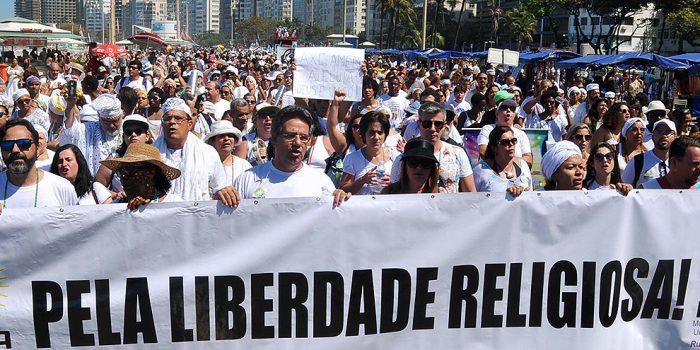 Rio terá caminhada pela Liberdade Religiosa
