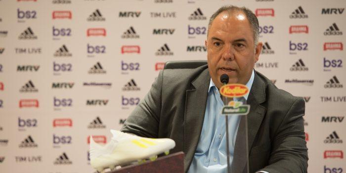 Dirigente confirma contato do Flamengo com ex-jogador da Inter de Milão