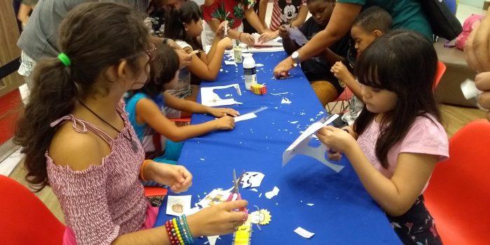 'Espaço Geek Star' do Shopping Grande Rio promove programação gratuita durante o mês de setembro