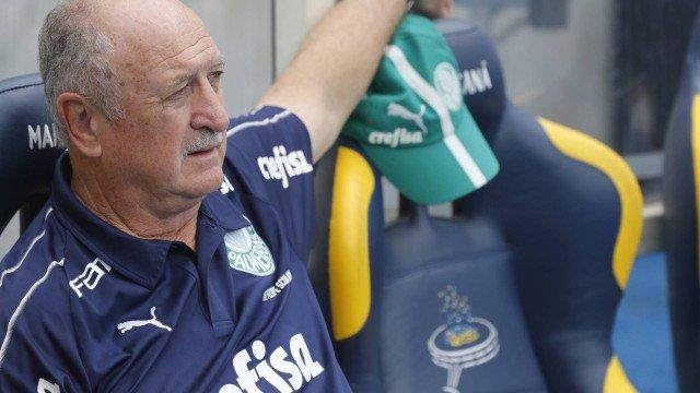 Felipão é demitido do Palmeiras após derrota para o Flamengo no Brasileirão