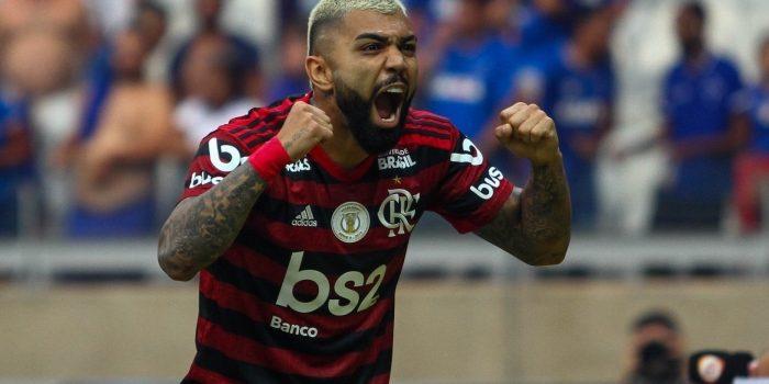 Flamengo chama atenção de jornal argentino: 'Mete medo; e Gabigol nem se fala'