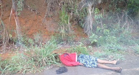 Homem é encontrado morto em Nova Iguaçu