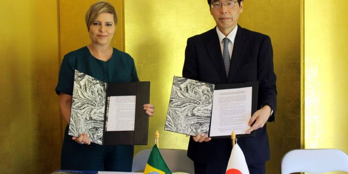 Japão faz doação para ajuda a refugiados venezuelanos no Brasil