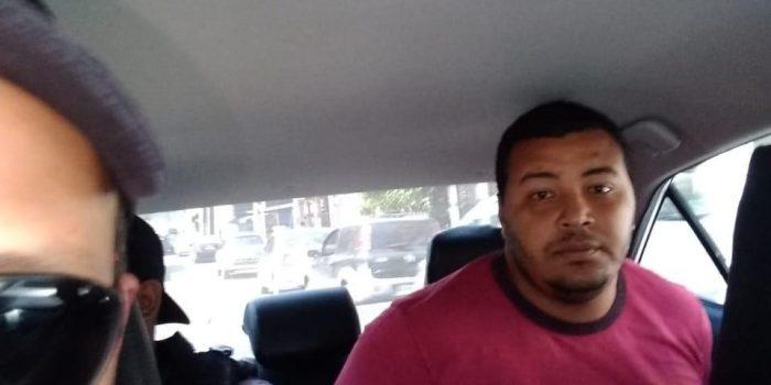 Policia Civil prende líder  de organização criminosa de  roubos de veículos que   Agia na  BR 101