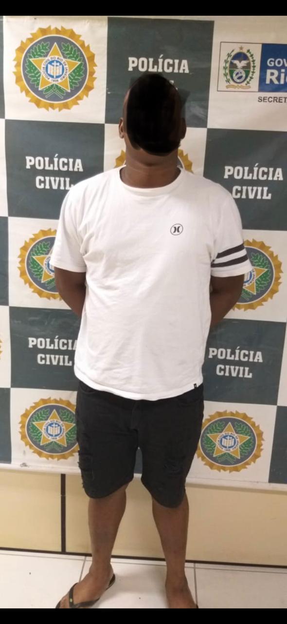 Policia Civil Prende Autor de roubo a farmácia em Nova Iguaçu