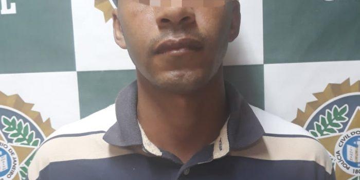 Polícia Civil prende pai que agrediu gravemente a filha menor de idade