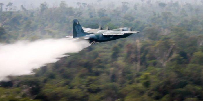 Bombeiros israelenses ajudarão a combater incêndios na Amazônia