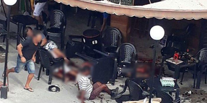 Queimados é a quinta cidade mais violenta do Brasil