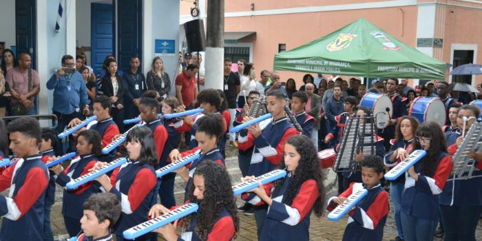 Mangaratiba tem abertura da Semana da Pátria