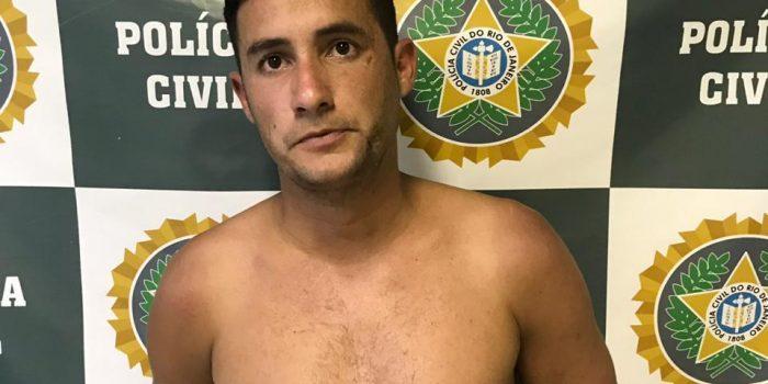 Homem e preso em flagrante por importunação sexual